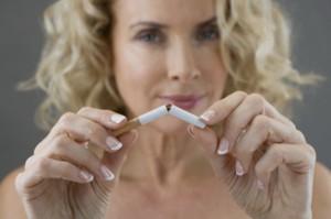 Хватит курить!